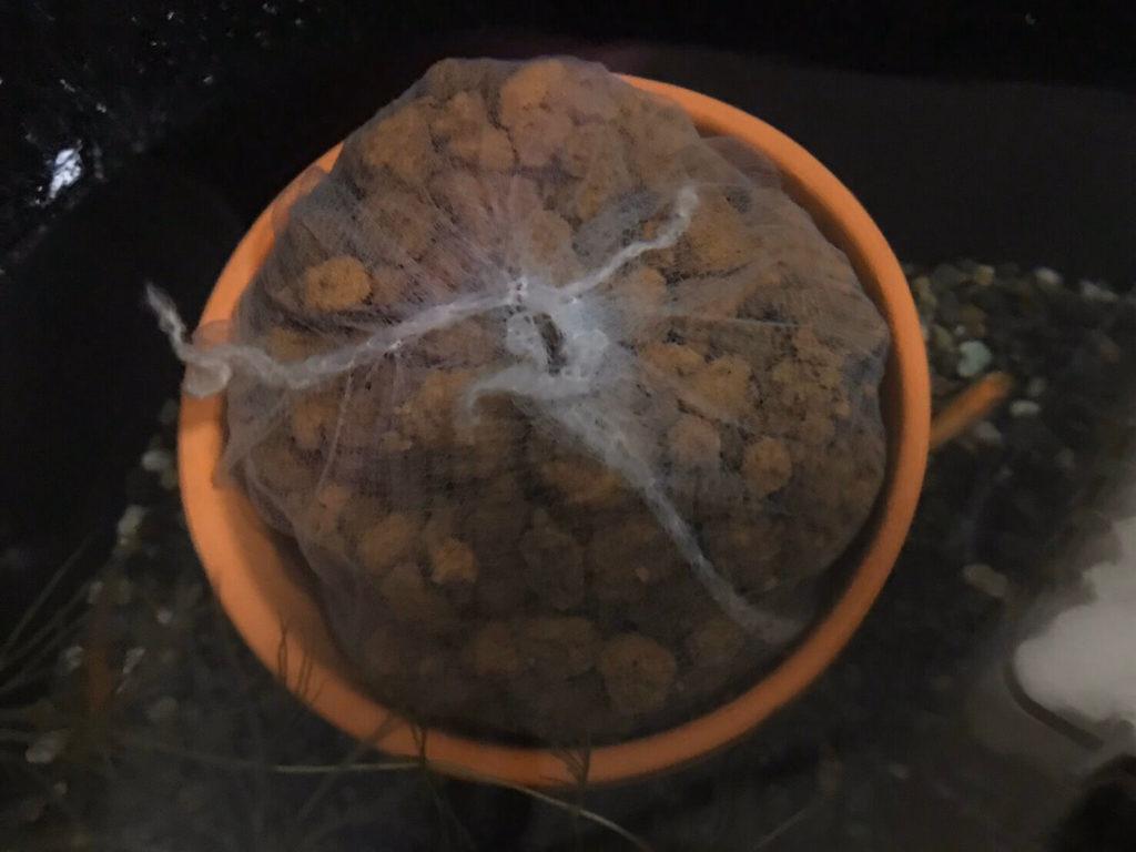 大磯砂と赤玉土