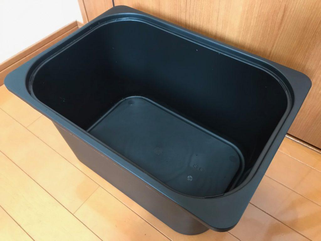 IKEAのトロファストという容器